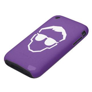 """Color Choice """"Eye Protection"""" iPhone 3 Tough Case"""