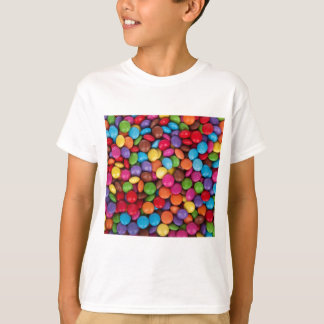 Color Coated Candy T-Shirt