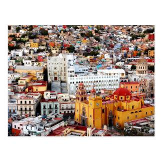 Color Collection Postcard
