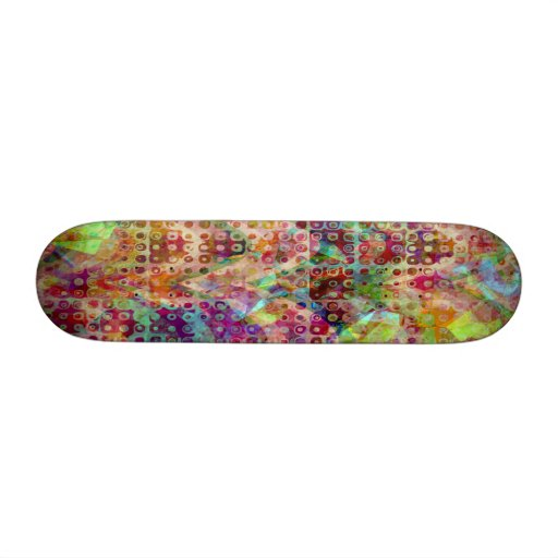 Color Collective Skateboard Deck