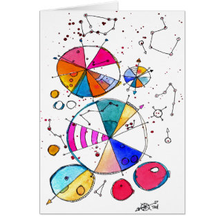Color Compass Card