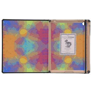 Color Crazy iPad Covers