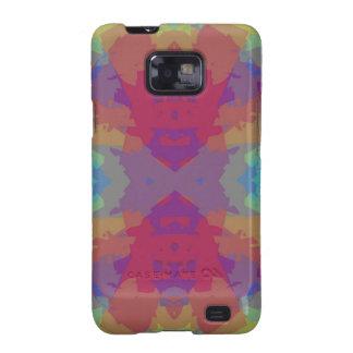 Color Crazy Samsung Galaxy S2 Cases