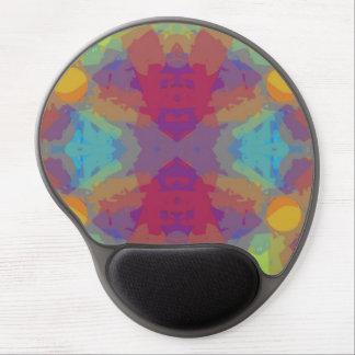 Color Crazy Gel Mouse Pad