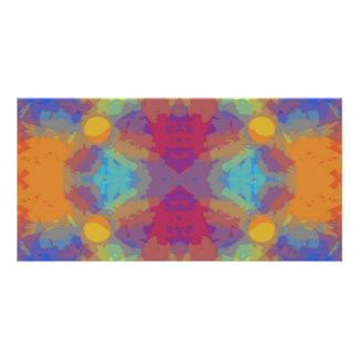 Color Crazy Picture Card