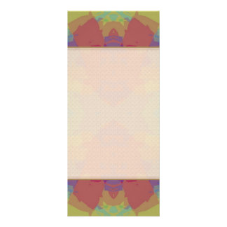 Color Crazy Customised Rack Card