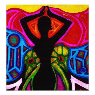 Color Dancer Photograph