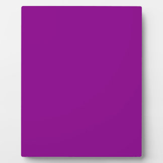 color dark magenta plaques