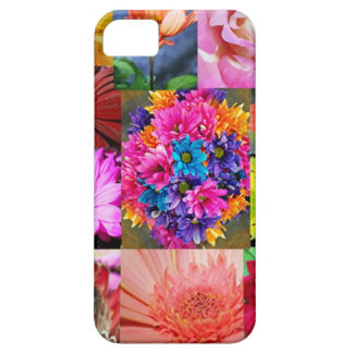 Color Display of flowers iPhone 5 Cases