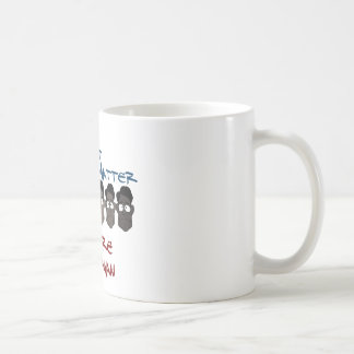 Color Doesn't Matter - We Are All Human Coffee Mugs