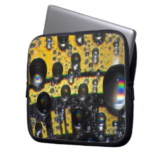 Color Droplets Case Laptop Computer Sleeves