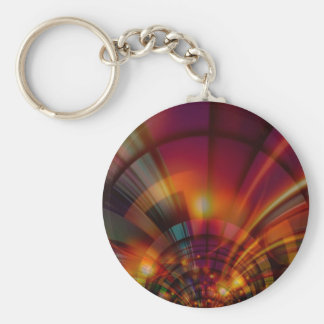 Color Explosion Key Ring