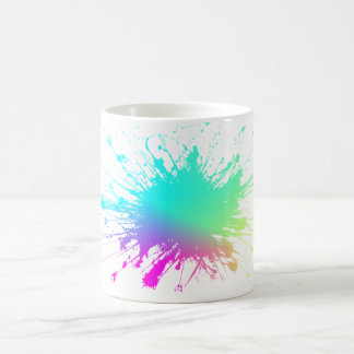 Color Explosion Mug. The Colors! Coffee Mug