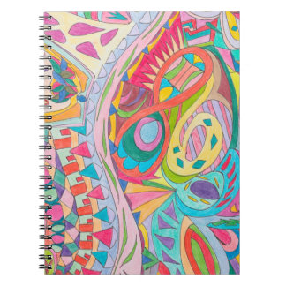 COLOR EYE CANDY COLLECTION 103 NOTE BOOKS