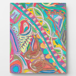 COLOR EYE CANDY COLLECTION 104 PLAQUE