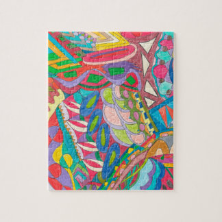 COLOR EYE CANDY COLLECTION 105 JIGSAW PUZZLE