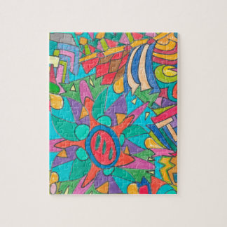 COLOR EYE CANDY COLLECTION 111 JIGSAW PUZZLE