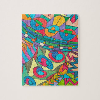 COLOR EYE CANDY COLLECTION 114 JIGSAW PUZZLE