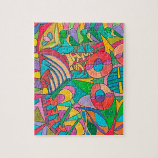 COLOR EYE CANDY COLLECTION 117 JIGSAW PUZZLE