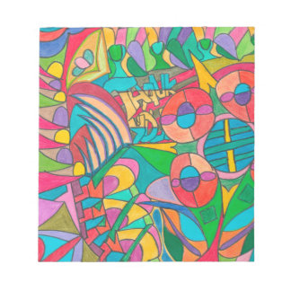 COLOR EYE CANDY COLLECTION 117 NOTEPAD