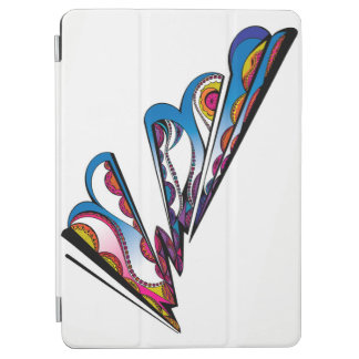 "Color Fan graphic on Apple iPad Pro 9.7"" case"