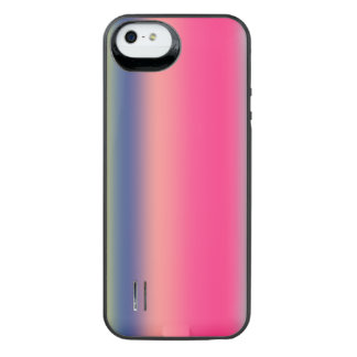 Color Field Abstraction iPhone SE/5/5s Battery Case