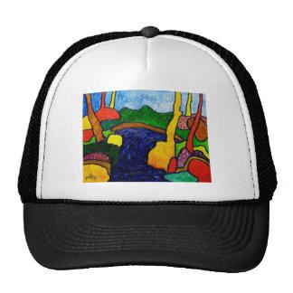 Color Forest Cap
