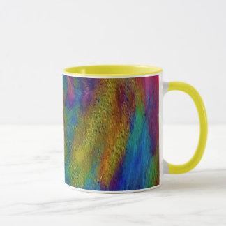 """""""Color Fury"""" Coffee Mug"""