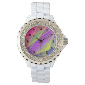 Color Fusion Wristwatches