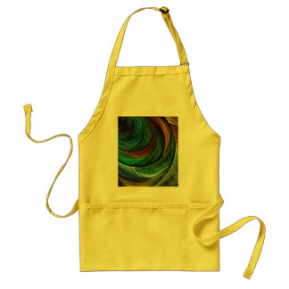 Color Glory Abstract Art Apron