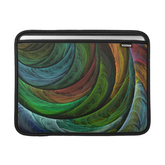 Color Glory Abstract Art Macbook Air MacBook Sleeve