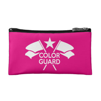 Color Guard Cosmetic Bags