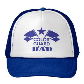 Color Guard Dad Cap