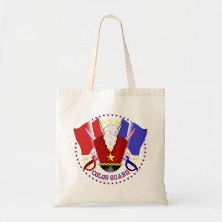Color Guard Grocery Tote Bag