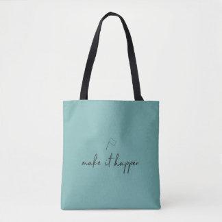 Color Guard: Make It Happen Tote Bag