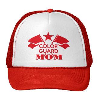 Color Guard Mom Cap