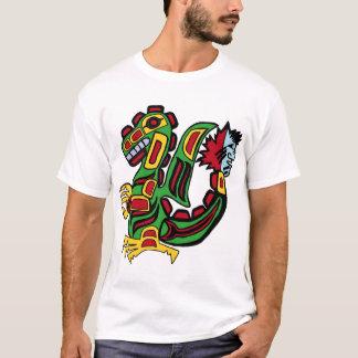 color Haida dragon T-Shirt