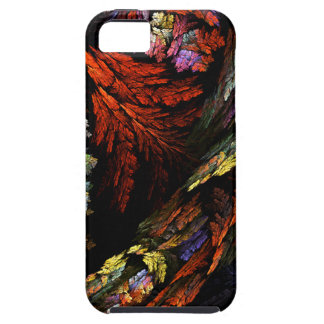 Color Harmony Abstract Art iPhone 5 Case For The iPhone 5