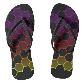 Color Hex in Black Thongs
