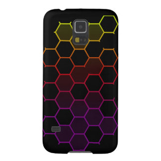 Color Hex on Black Case For Galaxy S5