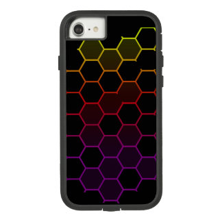 Color Hex on Black Case-Mate Tough Extreme iPhone 8/7 Case
