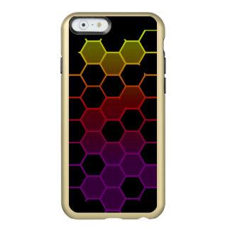 Color Hex on Black Incipio Feather® Shine iPhone 6 Case