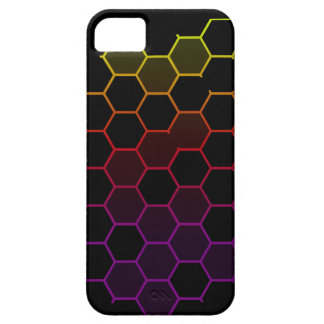 Color Hex on Black iPhone 5 Cover