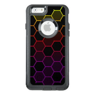 Color Hex on Black OtterBox iPhone 6/6s Case