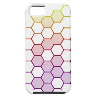 Color Hex on White iPhone 5 Covers