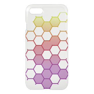 Color Hex on White iPhone 7 Case