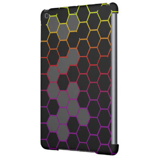 Color Hex with Grey iPad Air Cover