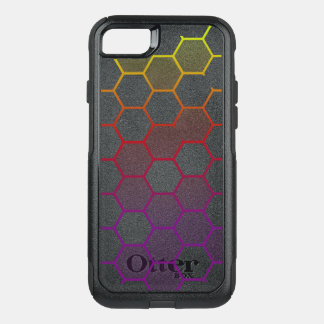 Color Hex with Grey OtterBox Commuter iPhone 7 Case
