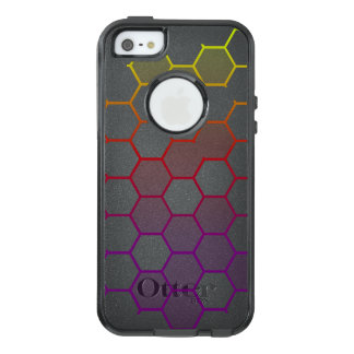 Color Hex with Grey OtterBox iPhone 5/5s/SE Case