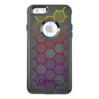 Color Hex with Grey OtterBox iPhone 6/6s Case